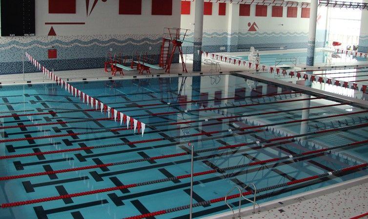 Pike High School Aquatics Center