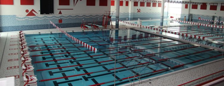 Pike High School Aquatics Center