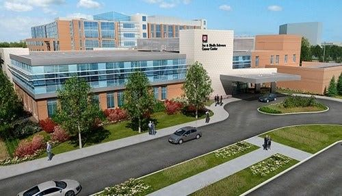 IU Health North Cancer Center Expansion